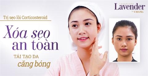 Trị sẹo lồi Corticosteroid – Giải pháp xóa sẹo nhanh, an toàn