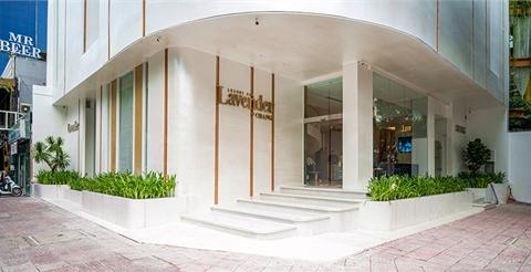 Khám phá tòa nhà trăm tỷ Lavender By Chang Sài Gòn