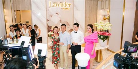 Dàn sao Việt cùng loạt doanh nhân gửi lời chúc khai trương hồng phát tới Lavender By Chang