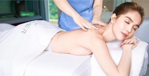 Ngọc Trinh review dịch vụ làm đẹp chuẩn luxury duy nhất tại Việt Nam