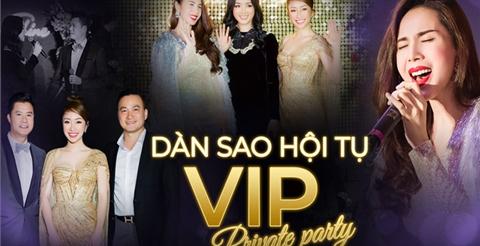 Dàn sao Việt hội tụ trong sự kiện tri ân khách hàng VIP của Lavender By Chang
